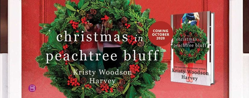 Christmas in Peachtree Bluff - Kristy Woodson Harvey